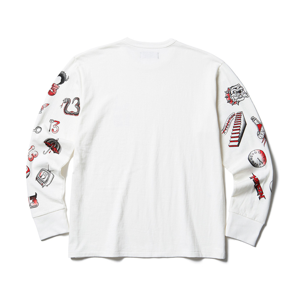 13th FLASH L/S