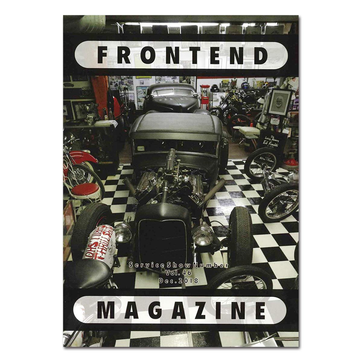 FRONTEND MAGAZINE Vol.46
