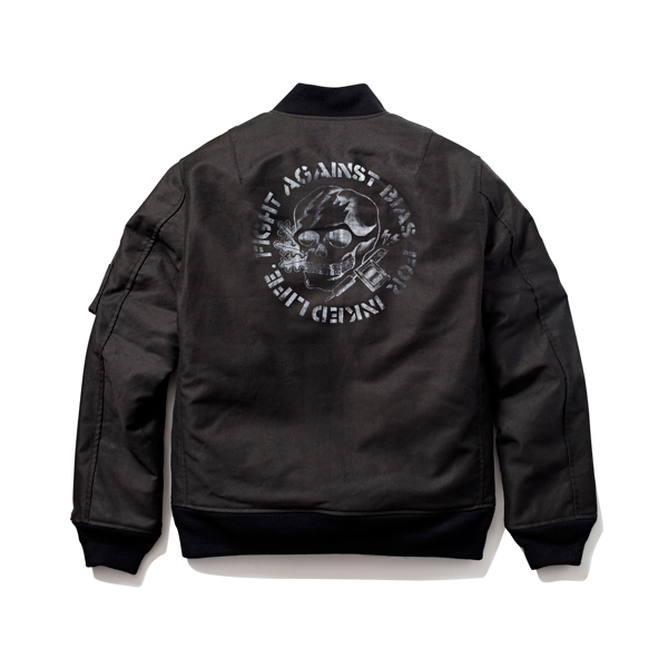 AGAINST FLIGHT JACKET