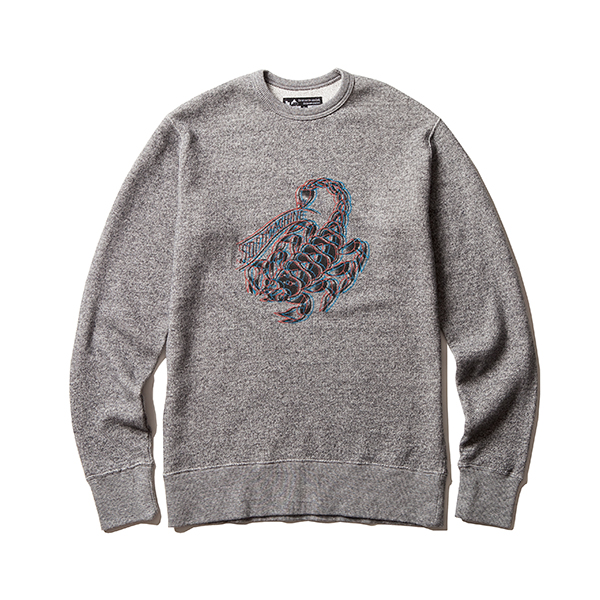 3D SCORPION SWEAT