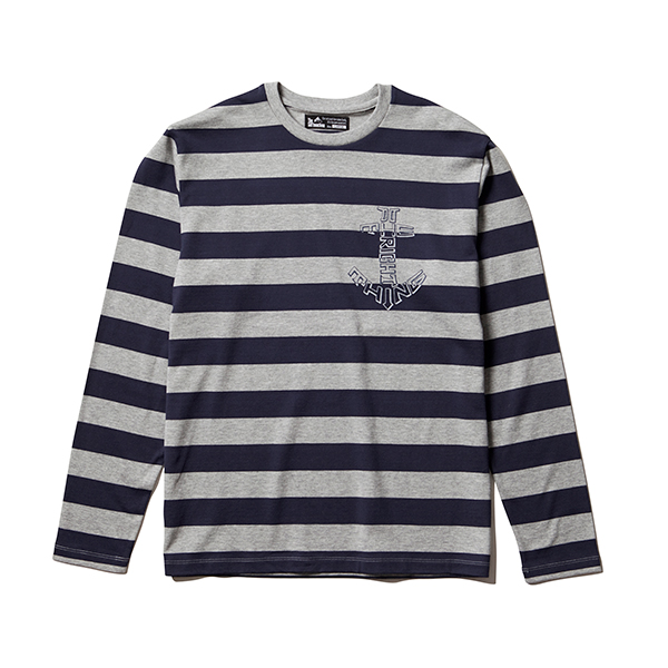 ANCHOR SIGN L/S