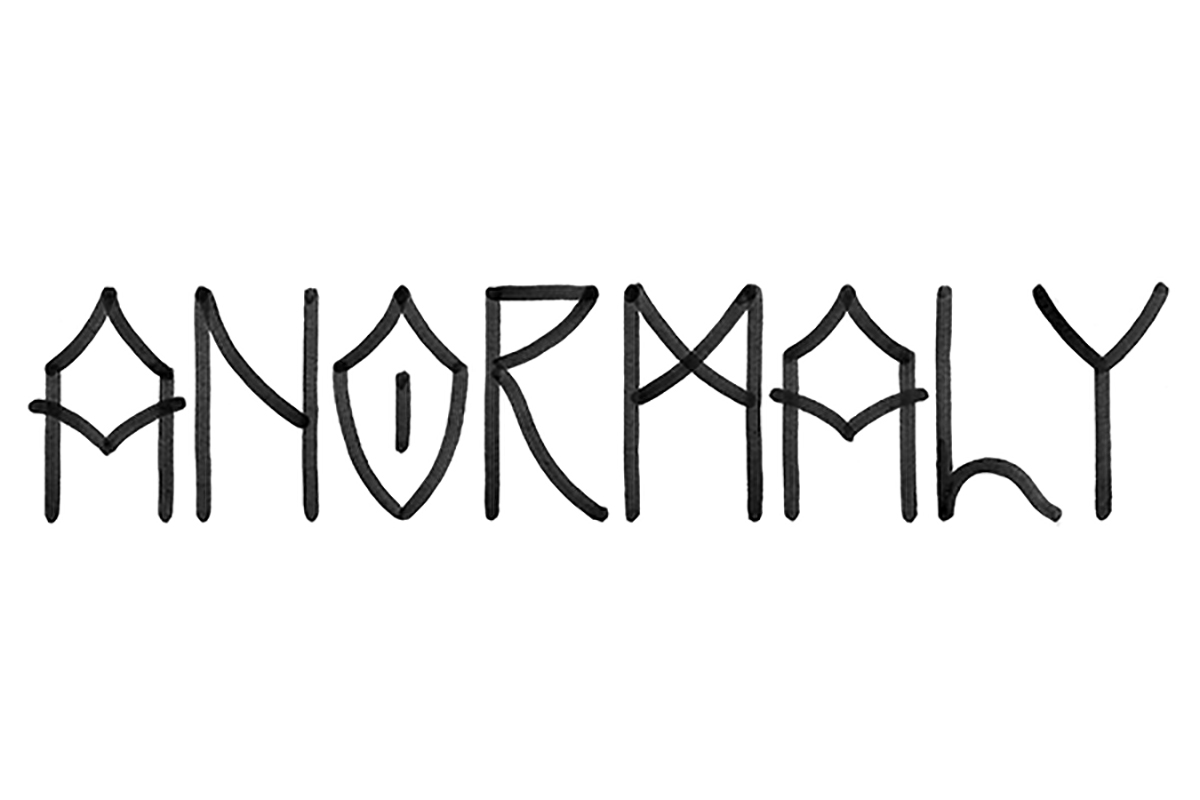 ANORMALY NEW Logo