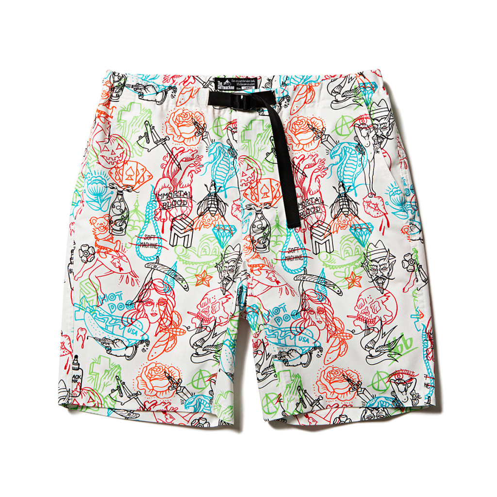 DREAM ON SHORTS