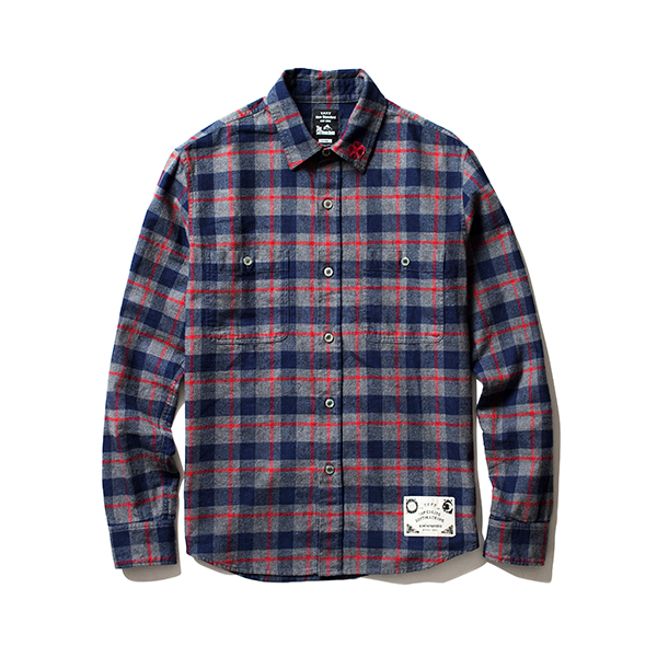 FOUR LEAF FLANNEL
