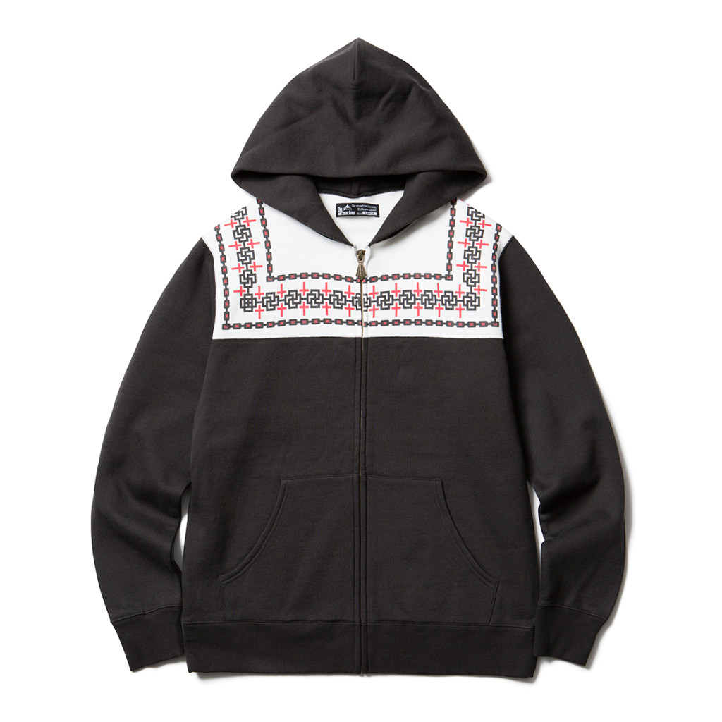 GRAVE HOODED