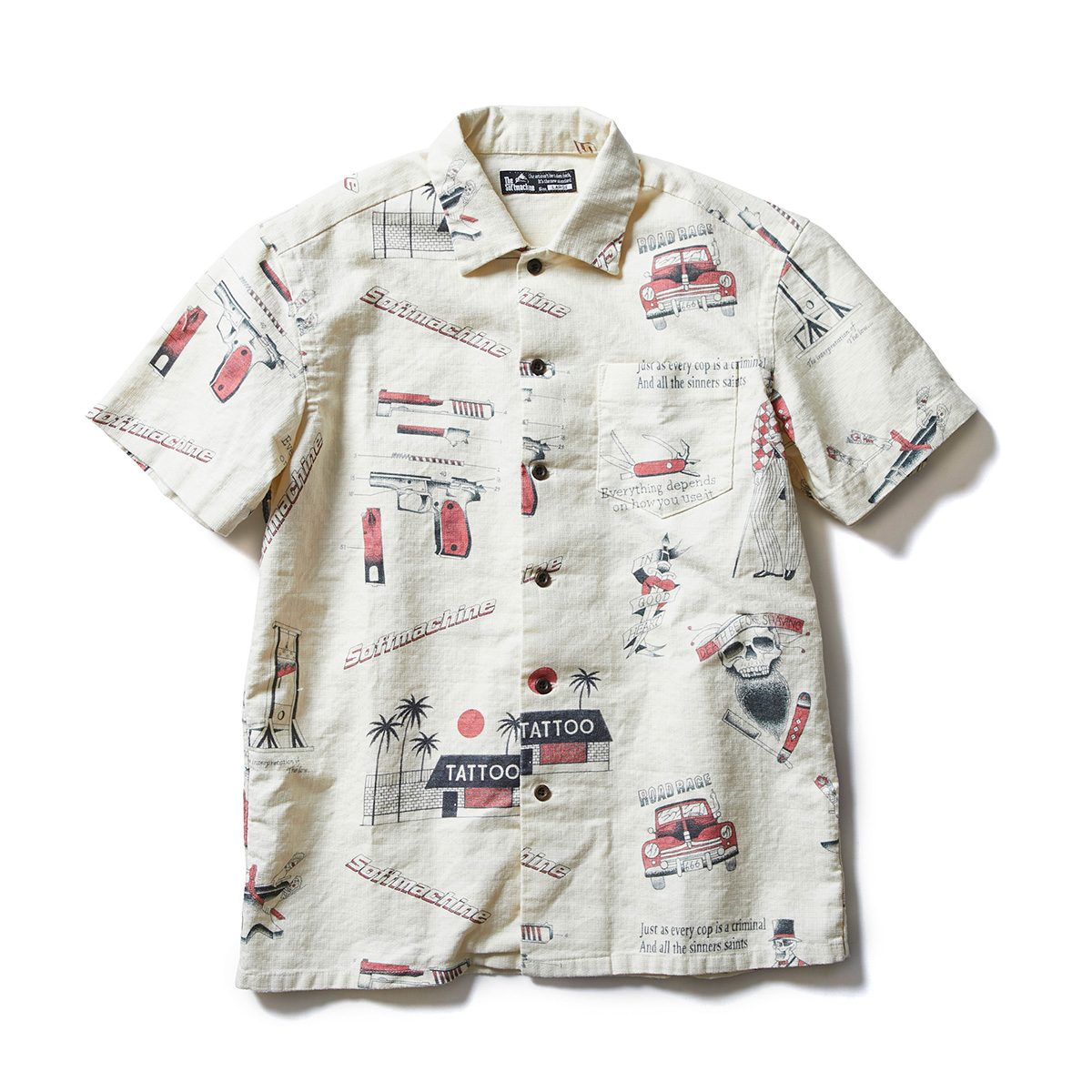 TOOLS SHIRTS S/S