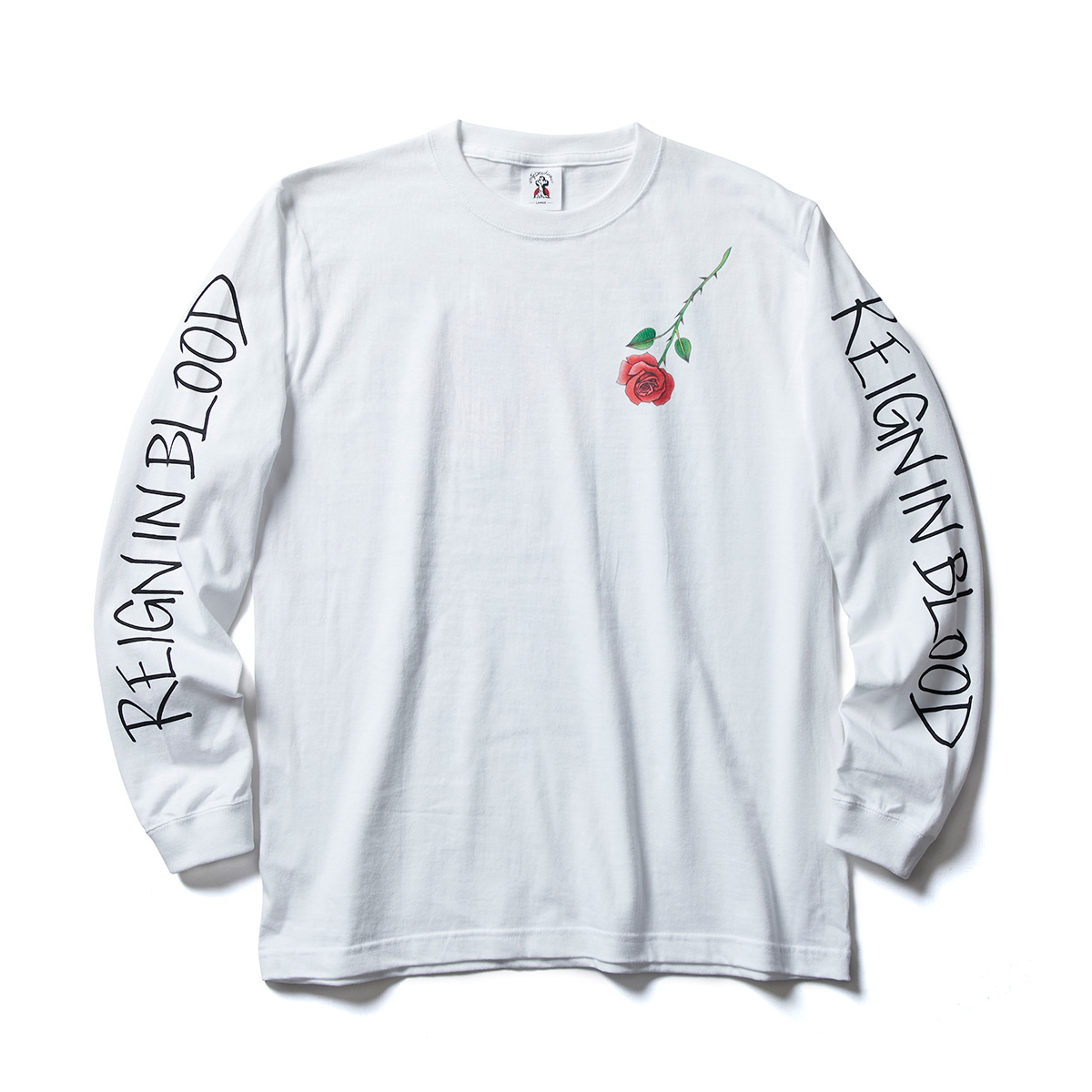 BLOODY ROSE L/S