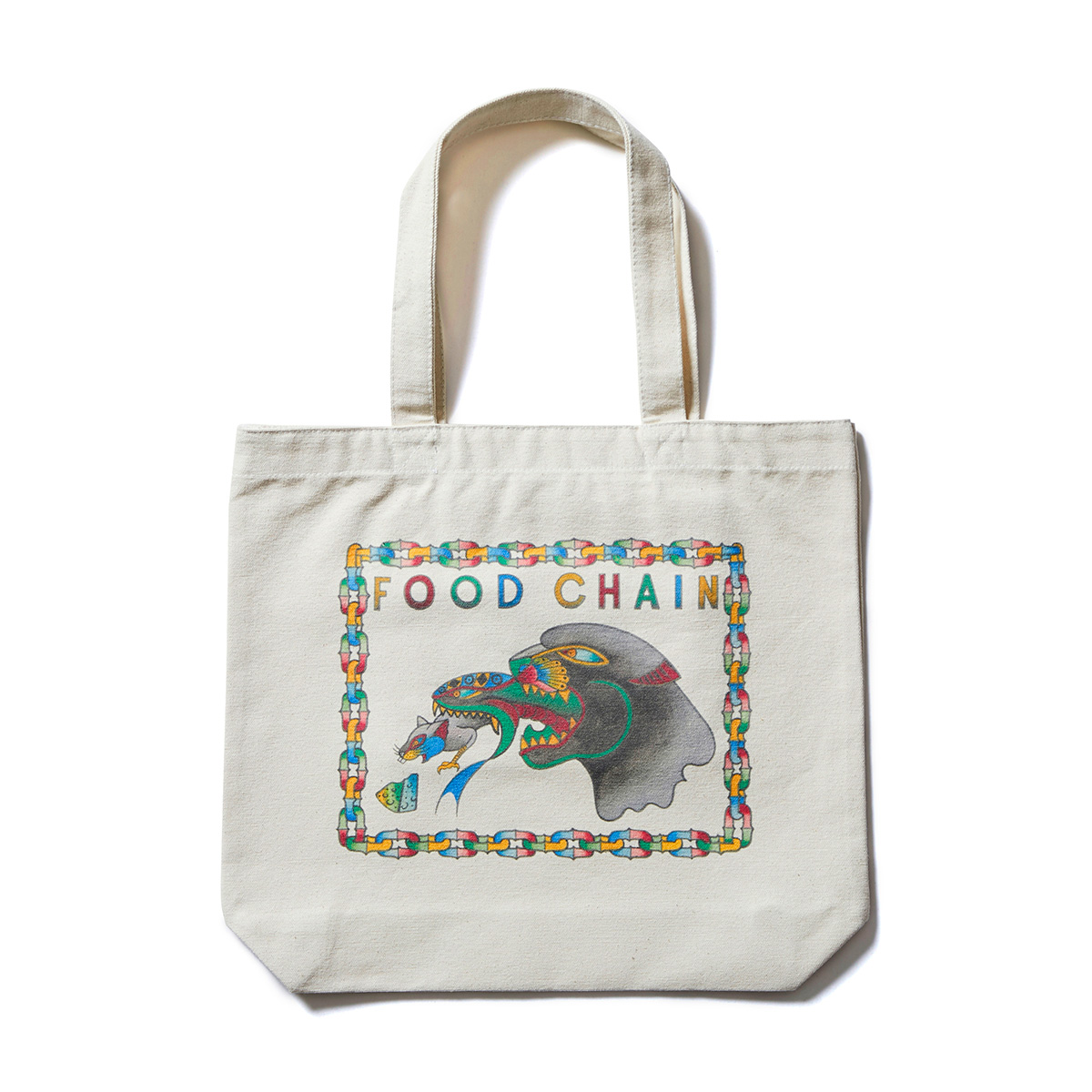 FOOD CHAIN TOTE