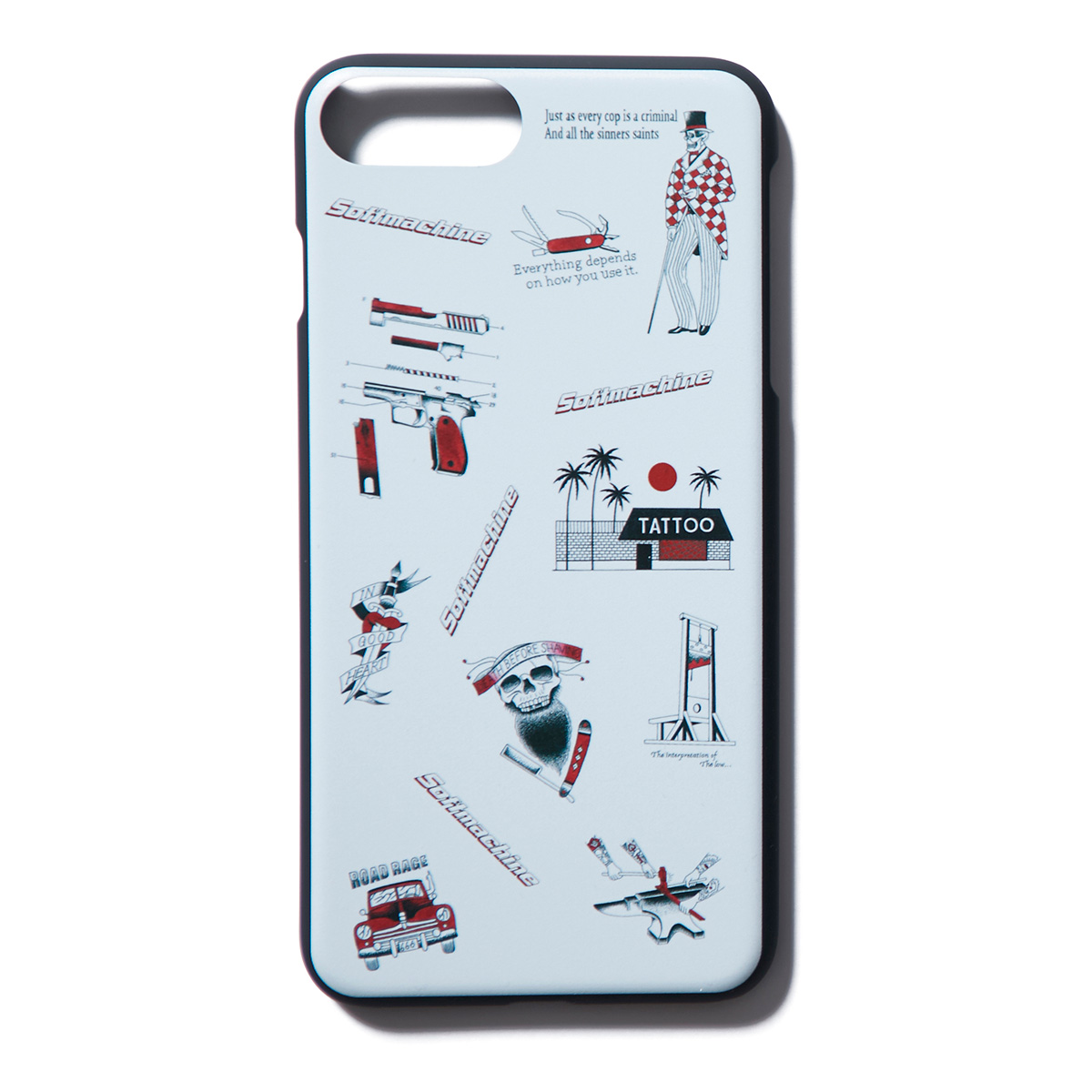 TOOLS iPhone Case 7&8 Plus