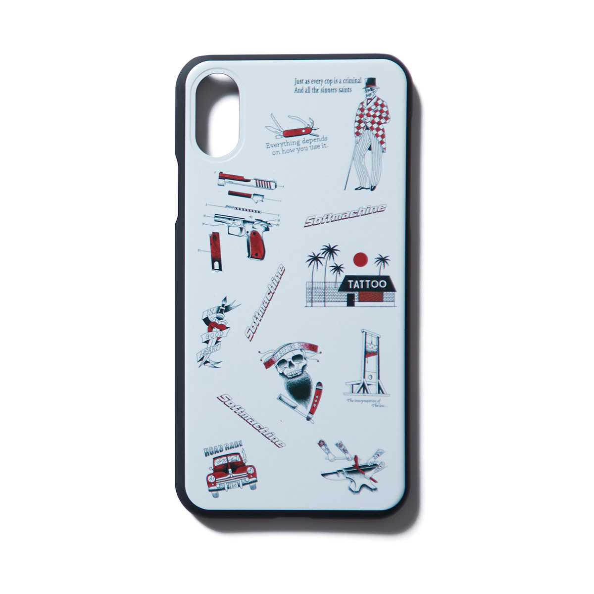 TOOLS iPhone Case X