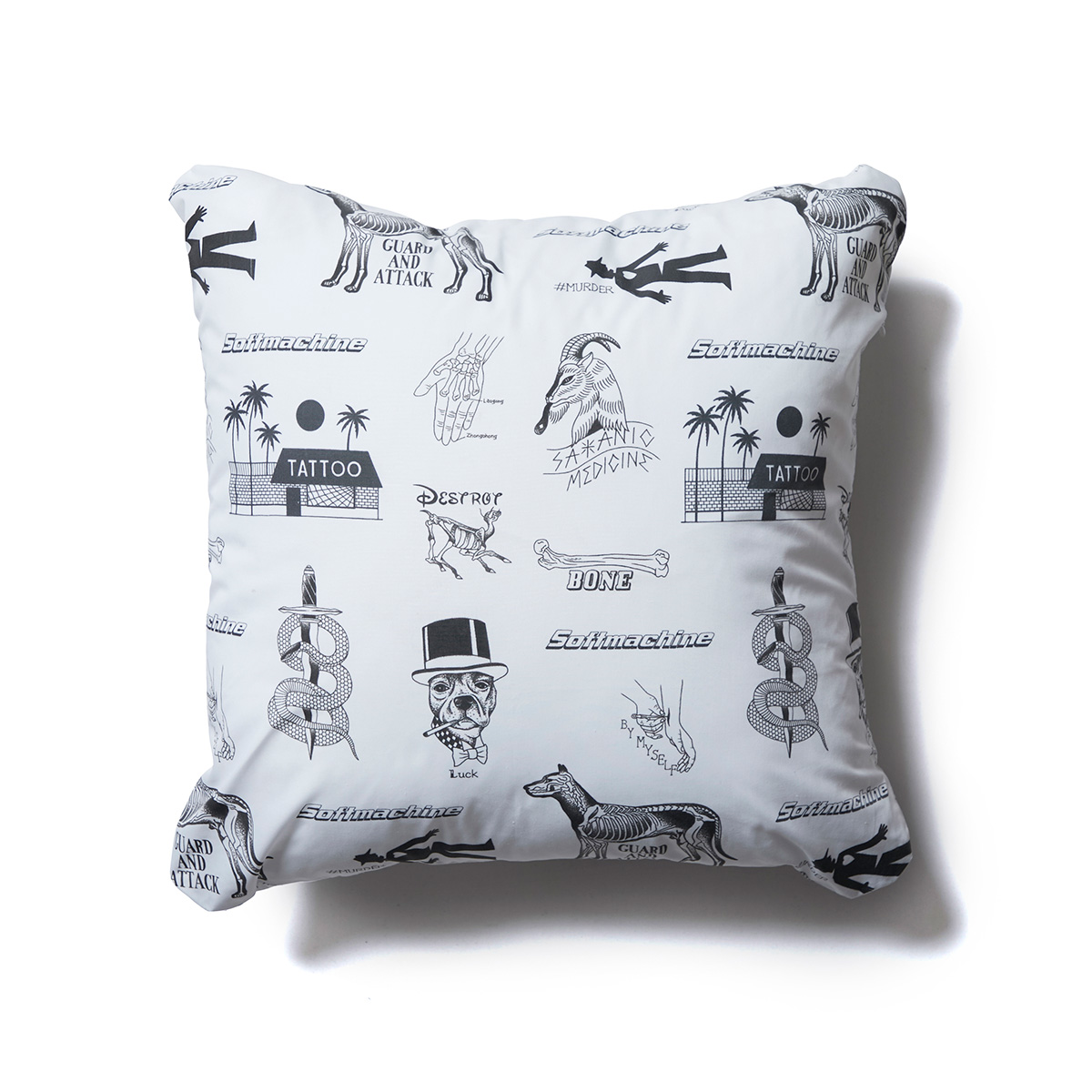 LIVING THINGS CUSHION