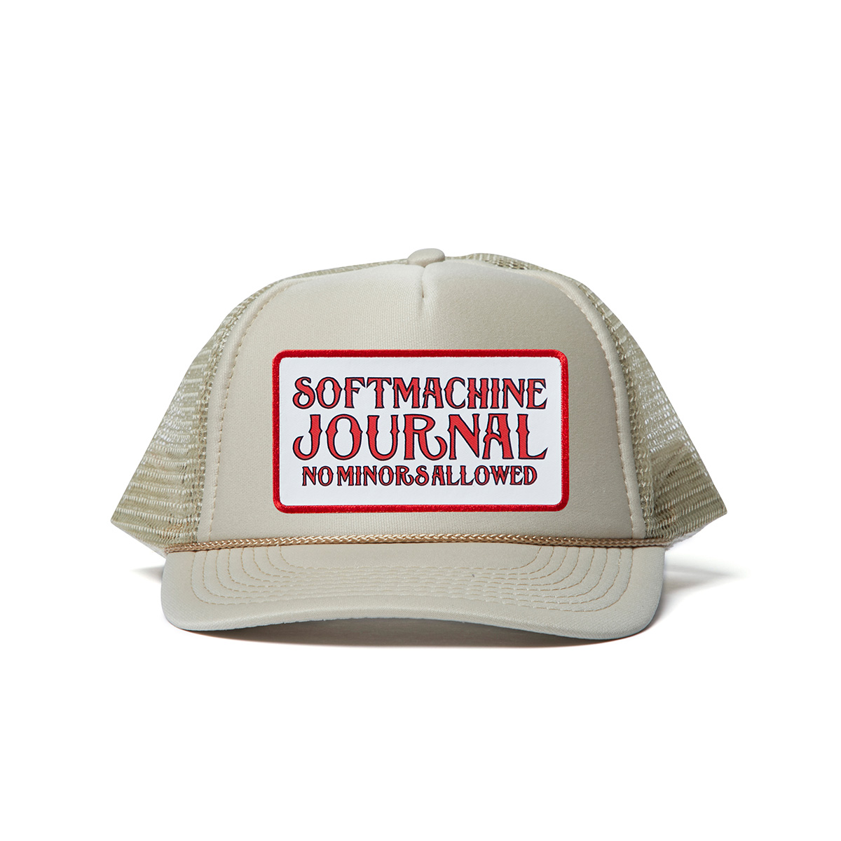 SM JOURNAL CAP