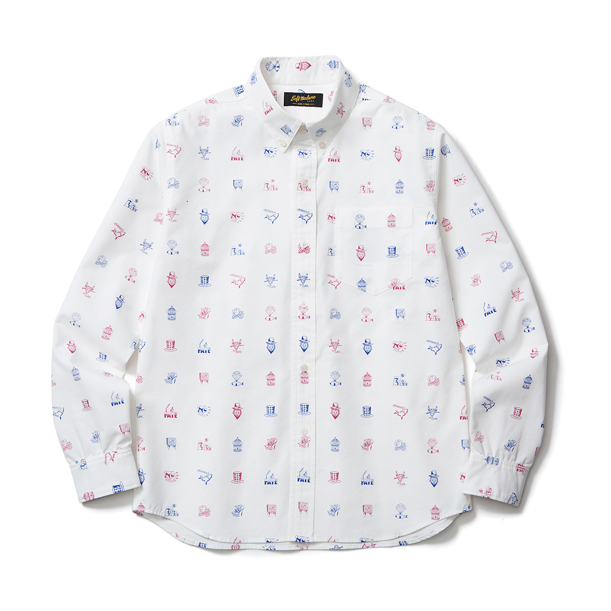 ILLUSION SHIRTS L/S