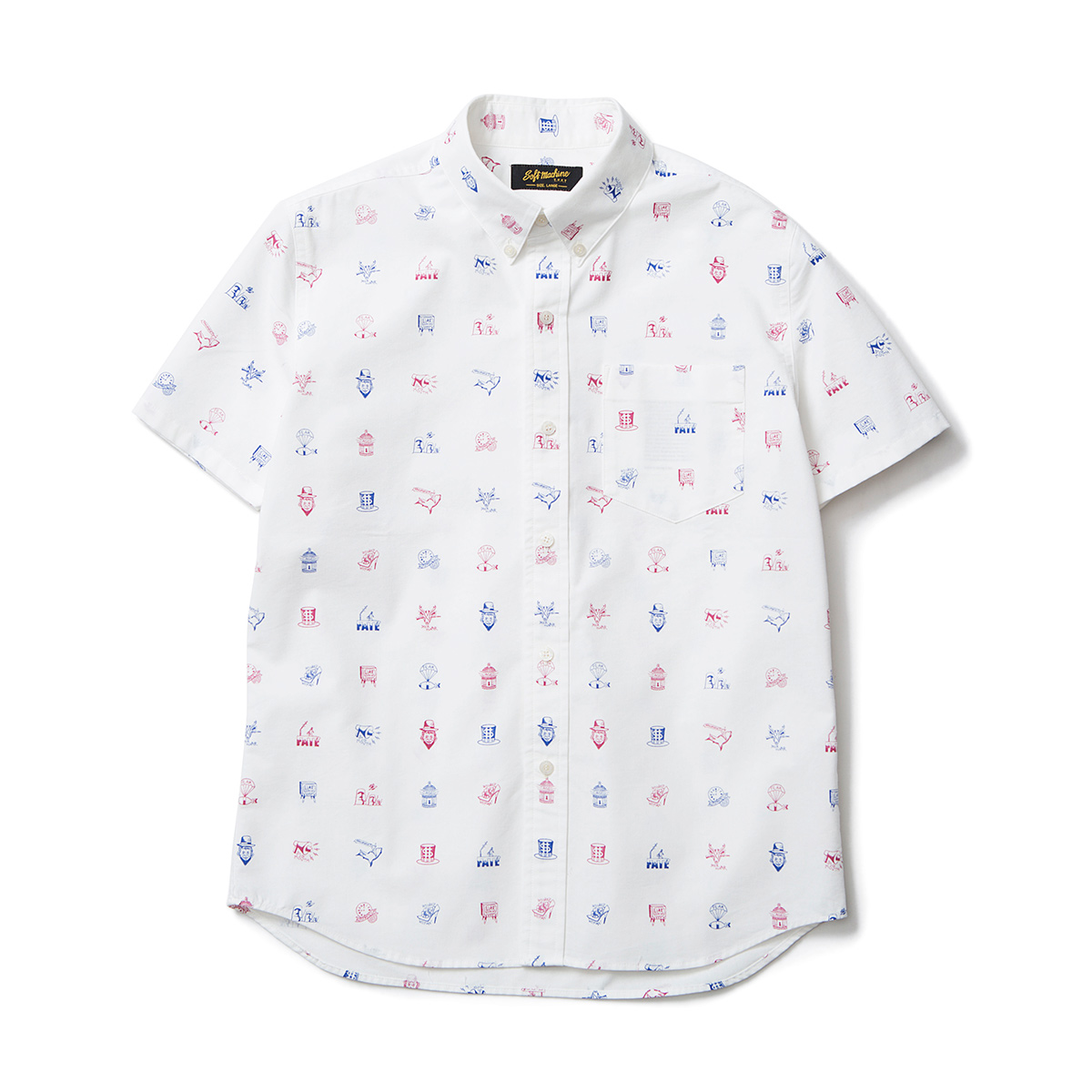 ILLUSION SHIRTS S/S