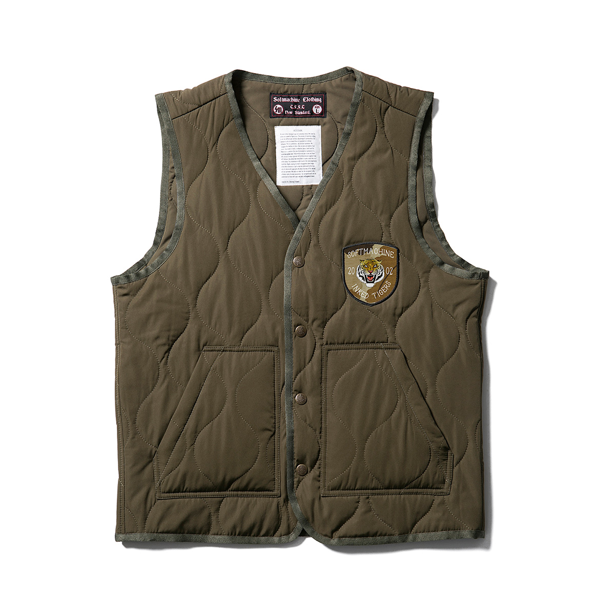 IN・N・OUT VEST