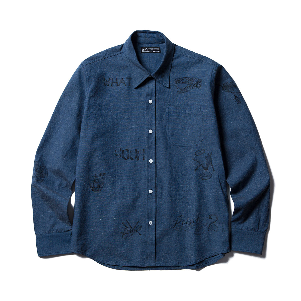 POISON CHAMBRAY