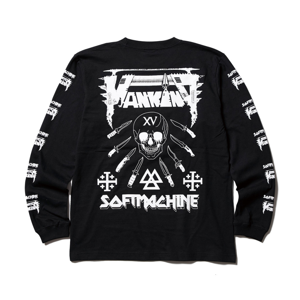 WAR AND PAIN L/S
