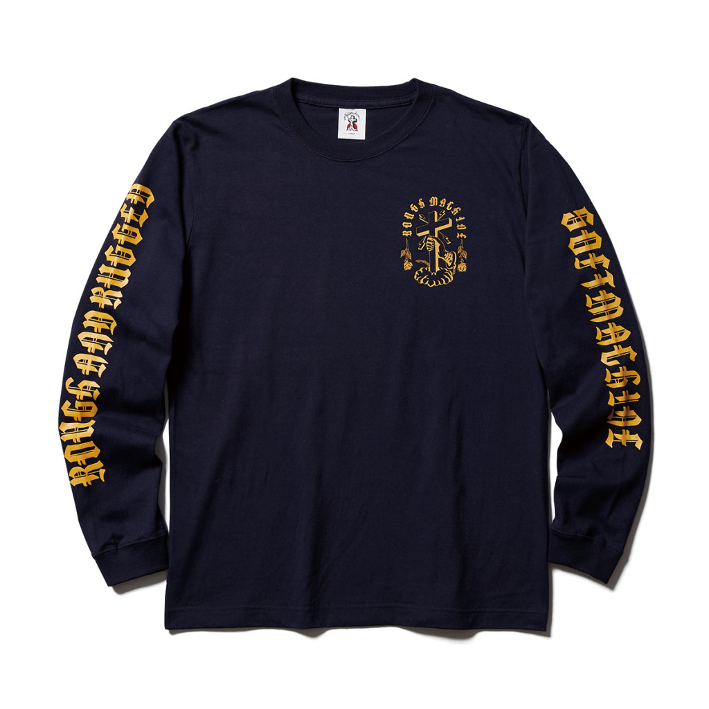 ROUGH MACHINE L/S
