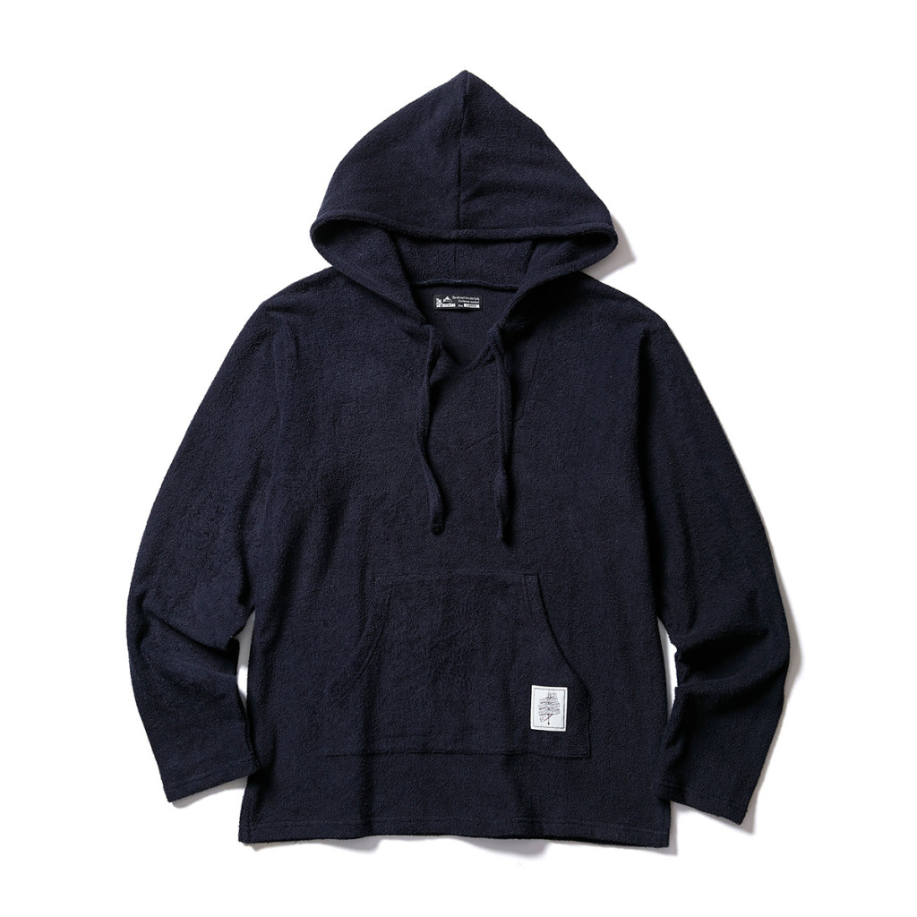 OCEANSIDE HOODED