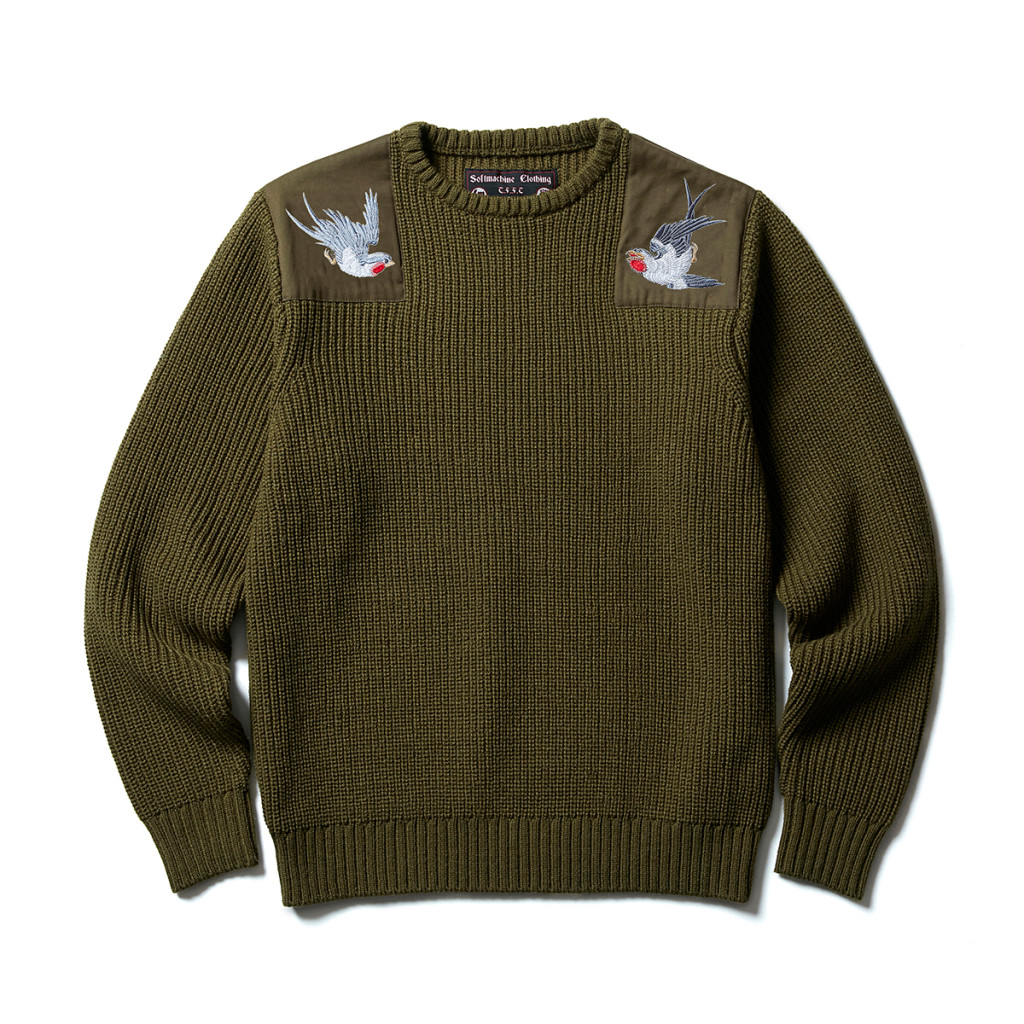 SWALLOWS SWEATER