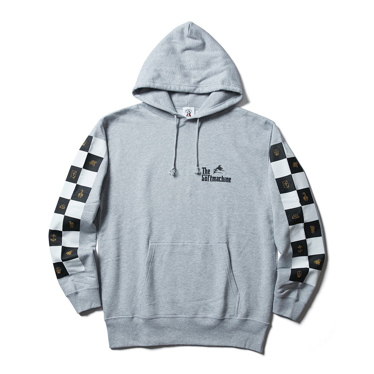 CHESSBOARD HOODED