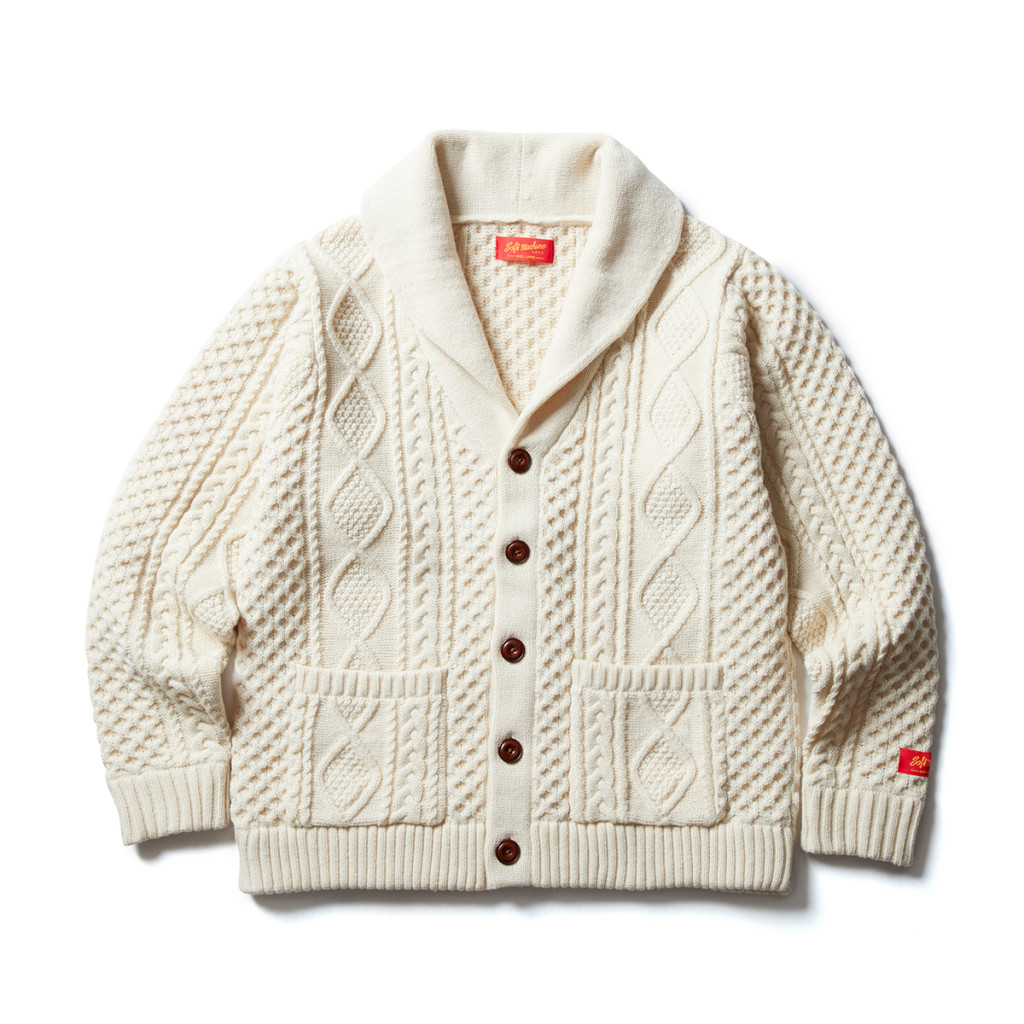 TERENCE CARDIGAN