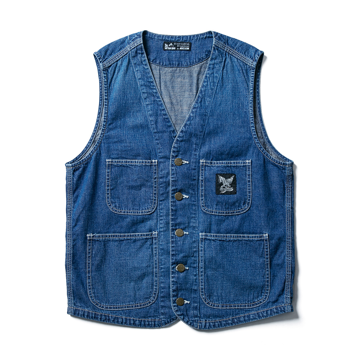 RAILROADER VEST USED