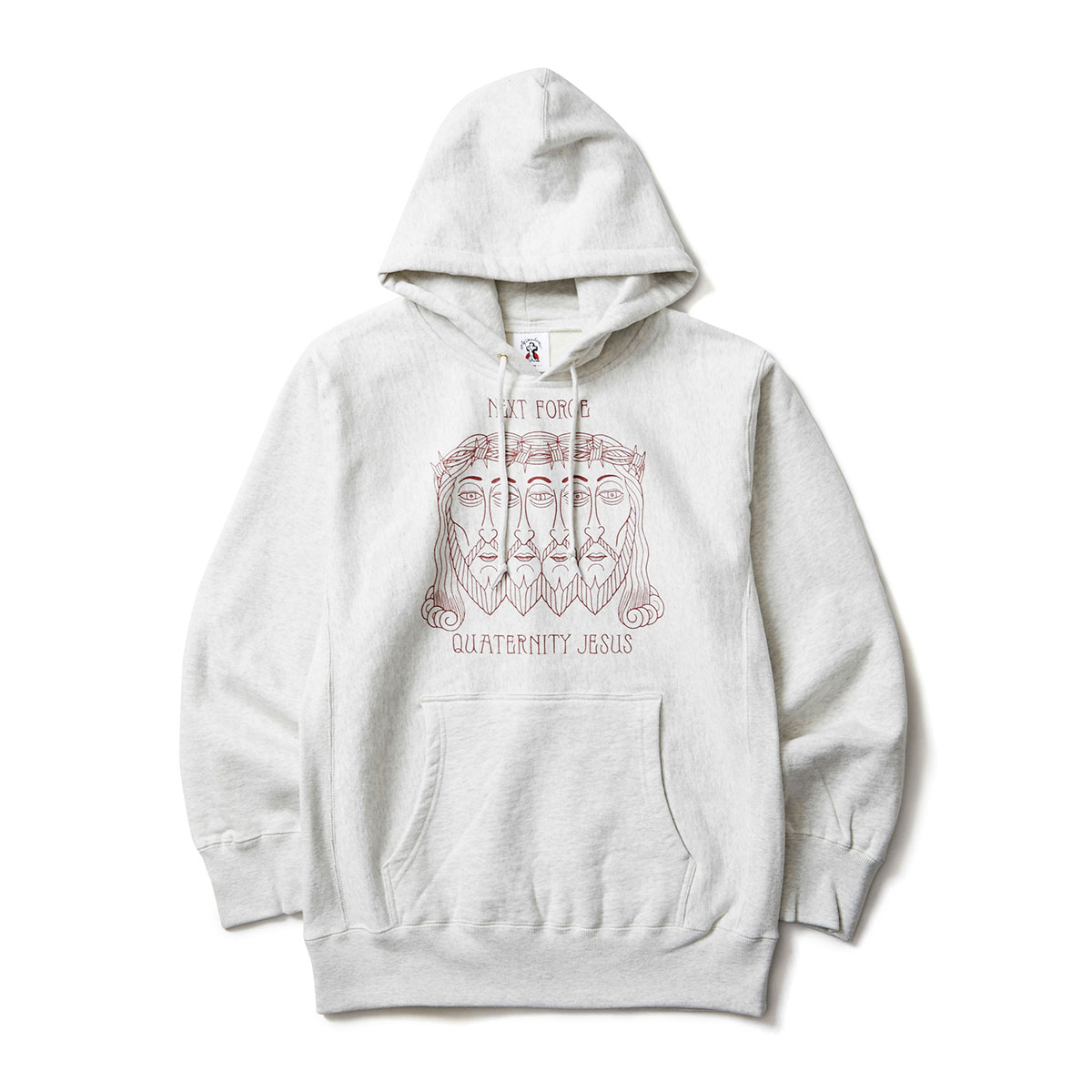 QUATERNITY HOODED