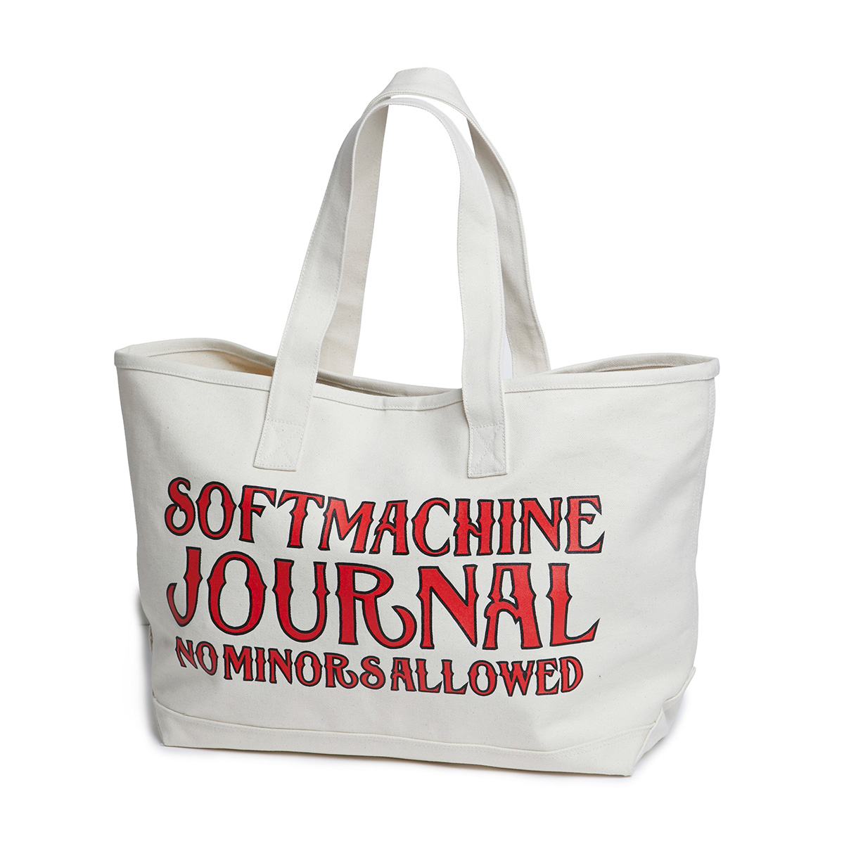 SM JOURNAL TOTE BAG