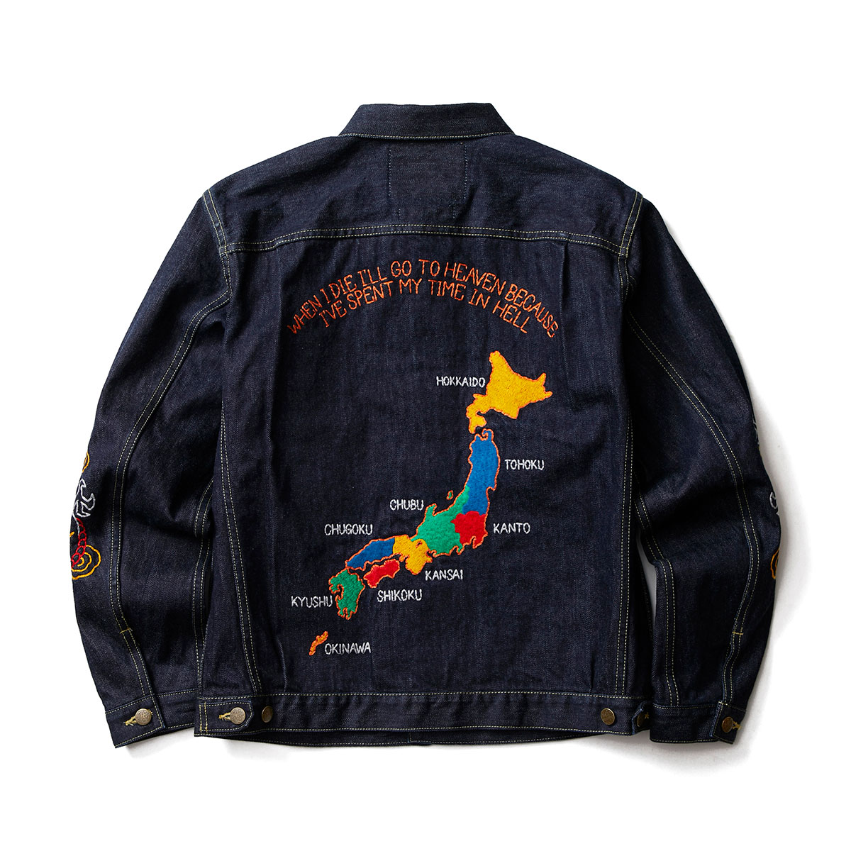TERRITORY DENIM JK