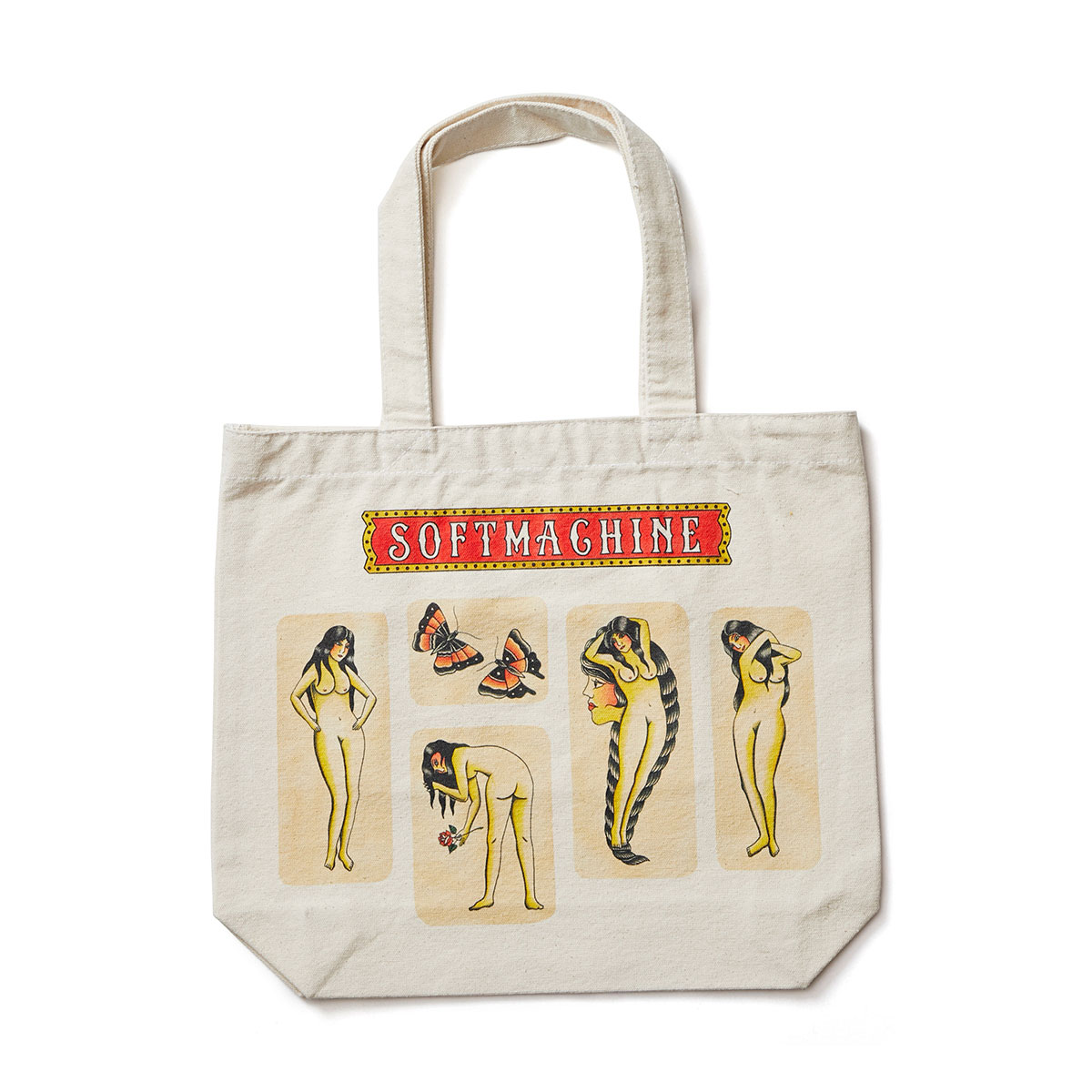 RED LIGHT TOTE