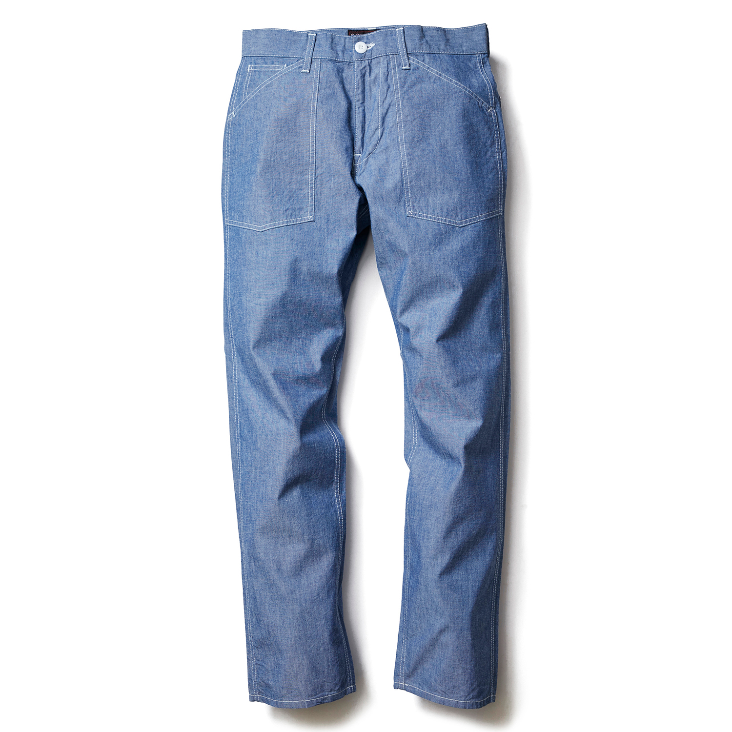 SMITH CHAMBRAY PANTS
