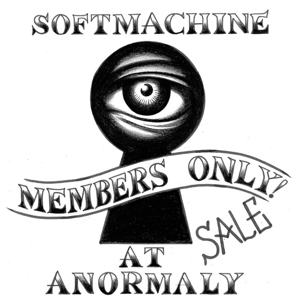 SOFT MACHINE SUMMER SALE