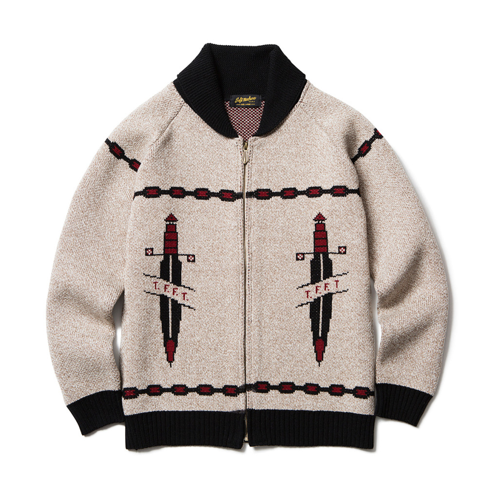 SWORDS-CARDIGAN