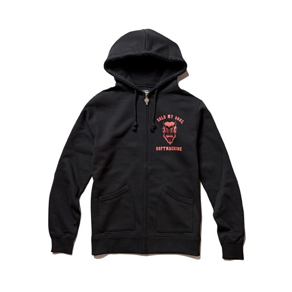 SOFTMACHINE THROUGH HOODED GR