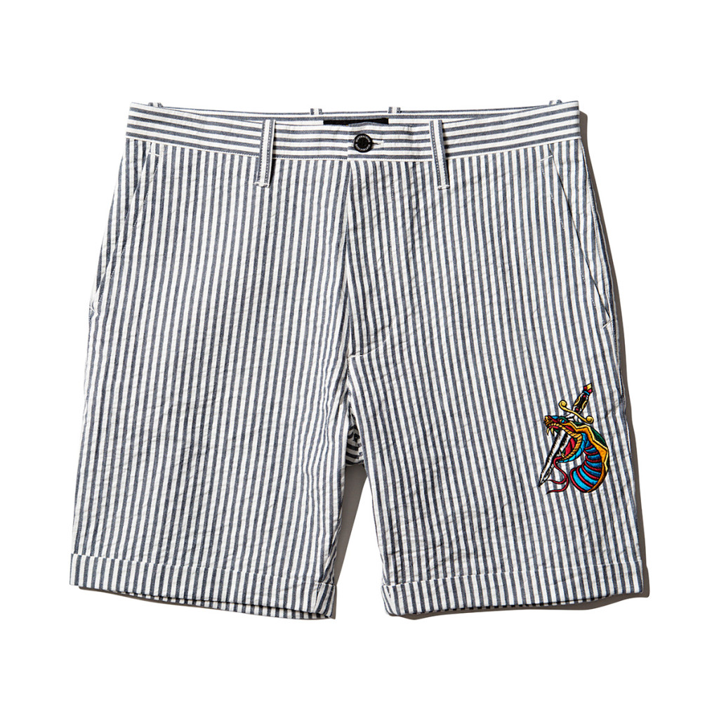 VIPER STRIPE SHORTS