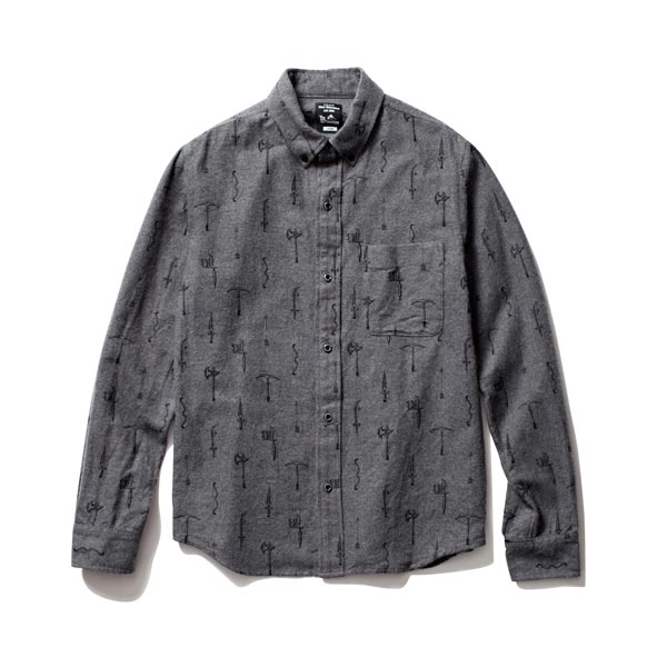 WEAPONS FLANNEL