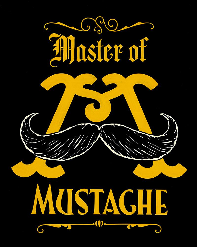 Master of Mustache