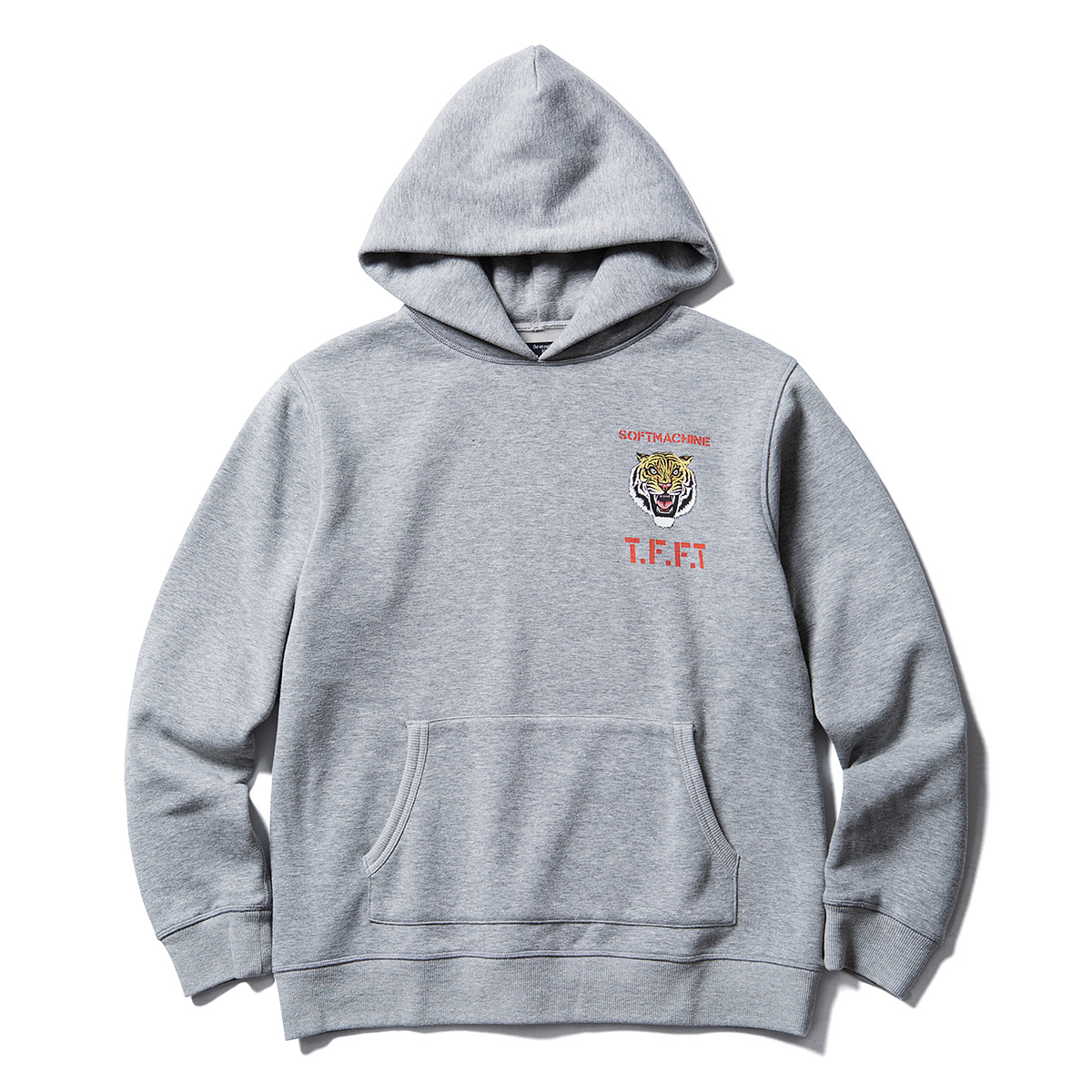 SNARL EMBLEM HOODED