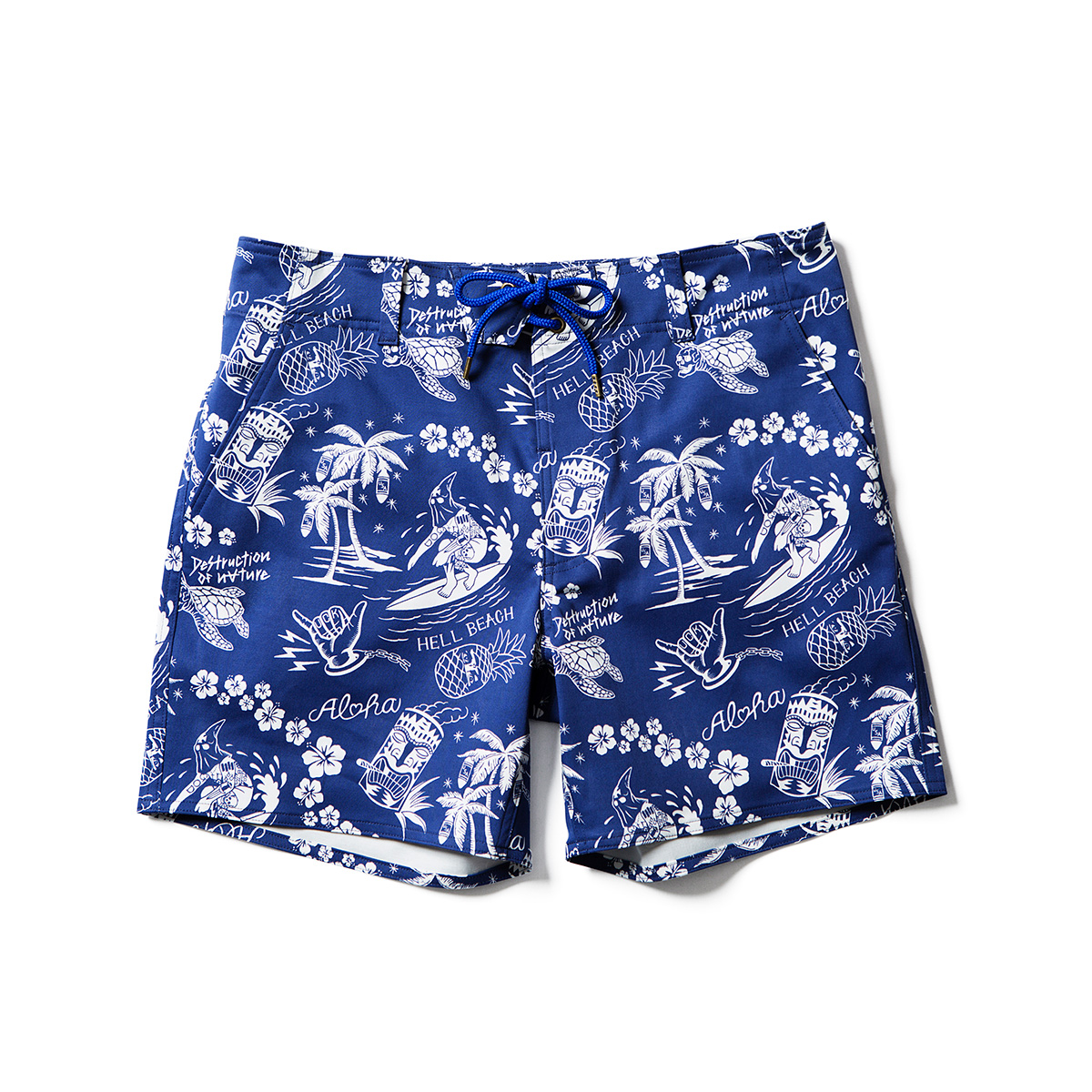 HELL BEACH SHORTS