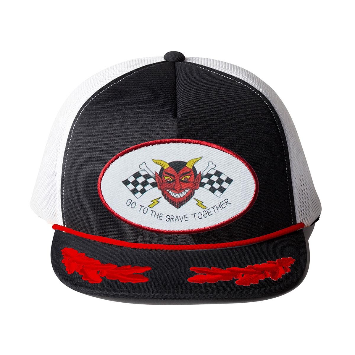 THROTTLE CAP
