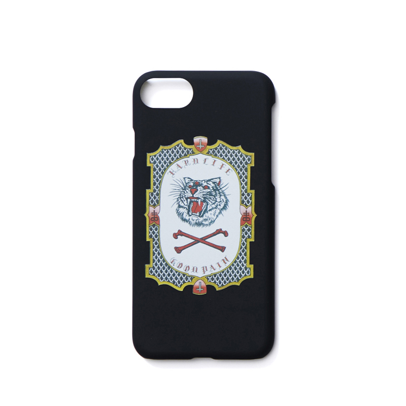GOOD PAIN TIGER iPhone CASE